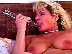 Stacked MILF Renate Black Dicked In Ass