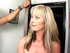 Mature MILF Enjoys Younger Hunks